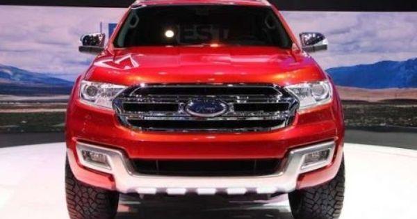 2016 Ford Everest Youtube Dengan Gambar
