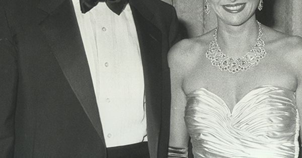 Donald Trump And Ivana Zelnickova Married In 1977