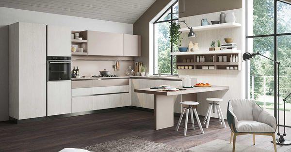 Nieuwe Italiaanse keukens (by Snaidero Cucine en Tieleman Keukens ...