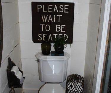 Shannon Berrey Design Blog Rustic Bathroom Quirky Decor Home Decor