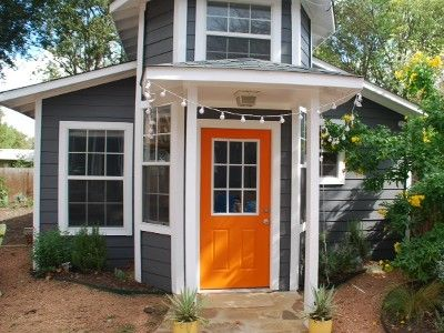 Austin Cottage Rental Welcome To The Orange Door Guest