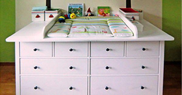 wickelaufsatz eigenbau f r hemnes kommoden wickelaufsatz. Black Bedroom Furniture Sets. Home Design Ideas