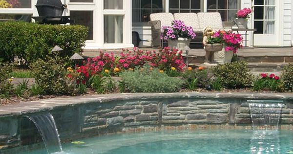 Lawn Landscaping Pool Renovations Arbors Fences Stone Work In Plano Frisco McKinney ...