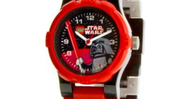 Customize Create With Interchangeable Links Lego Kids Star Wars Darth Vader Watch At Mchrono Com Darth Vader Watch Lego Watch Darth Vader Kid