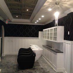 Awesome Shampoo Bowl Back Bar Set Up Hair Salon Interior Salon Interior Design Salon Shampoo
