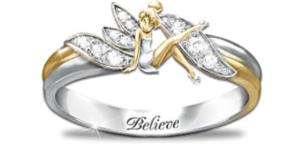Tinkerbell Jewelry is a fun and magical way to show off your