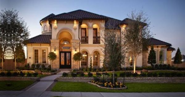 93 awesome big rich houses dream homes pinterest for Nice big houses