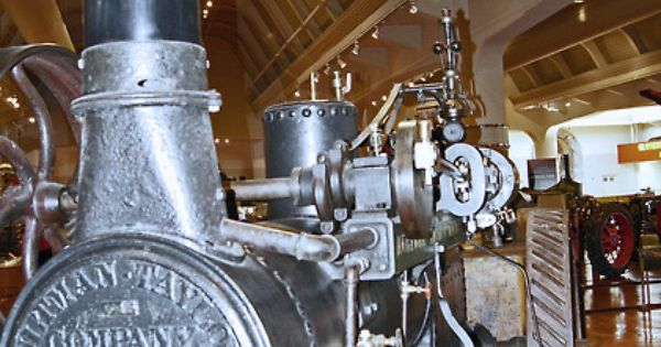 Aultman taylor steam engine built in mansfield ohio my for Hp motors mansfield pa