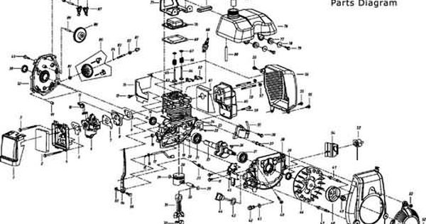 49cc Engine Parts Diagram Engineering Bicycle Engine