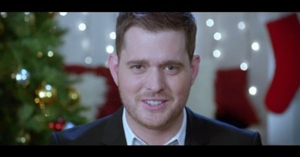Michael Buble Christmas Medley Clip I M In Love With His Voice Michael Buble Christmas Christmas Music Christmas Medley