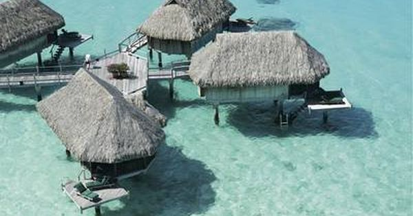 Tahiti 39 S Most Luxurious Overwater Bungalows To Be