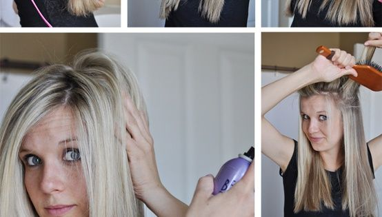 This girl has SO many tricks!! from hair to face to nails....