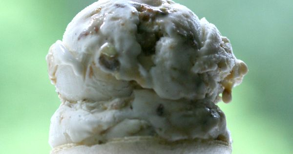pistachio brittle gelato recipe | Gelato & Ice Cream | Pinterest ...