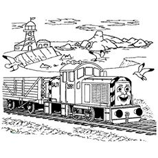 Thomas Train Coloring Book Pages Free Printable Coloring Pages For Kids Train Coloring Pages Free Kids Coloring Pages Free Coloring Pages