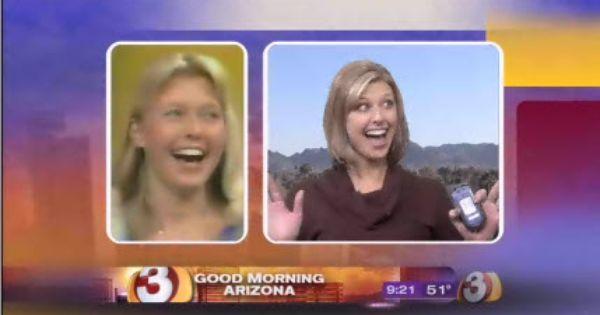 3TV Meteorologist April Warnecke pokes fun at her Mom's ...