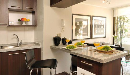 Fotos de cocinas peque as sencillas para apartamentos for Cocinas americanas baratas
