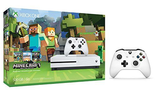 Xbox One S Console Bundle 2 Items Xbox One S 500gb