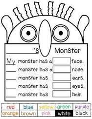 Risultati Immagini Per Big Green Monster Ingilizce Canavarlar Yesil