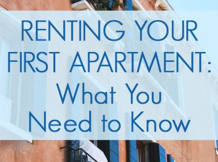 Renting An Apartment What You Need To Know Apartment