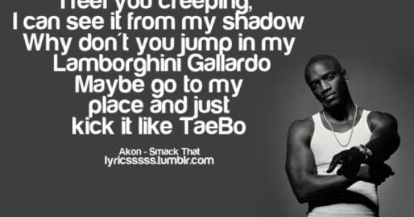 Pin By Nexus Radio On Akon Akon Akon Lyrics Yours Lyrics