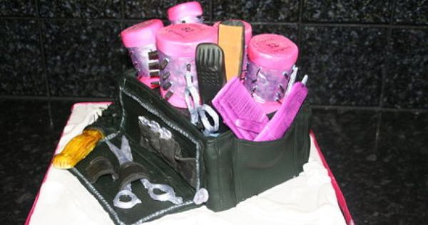 Tool box, Tool box cake and Tools on Pinterest