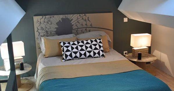 10 id es pour d corer une chambre huis inrichting - Tiener meisje mezzanine slaapkamer ...