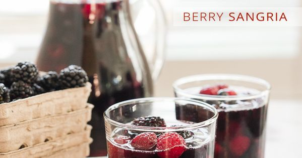 10 Delightful Summertime Sangria Recipes Sodas Ales And Wine