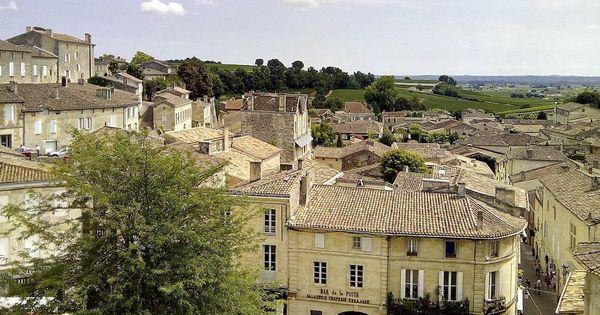 Visiting Saint Emilion French Story Translation St Emilion Bordeaux France Visit France