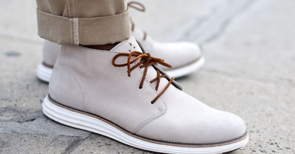 LunarGrand Chukkas by Cole Haan: Grown Man Style