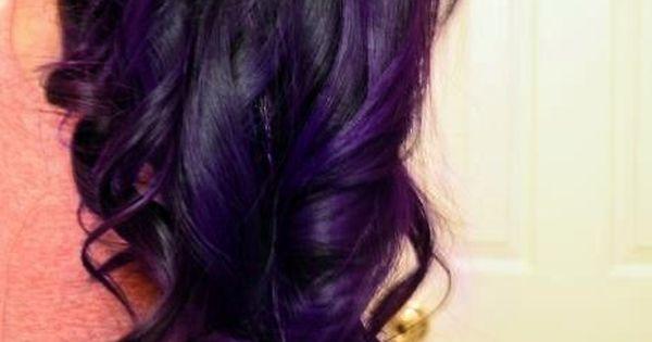 Hair Color | Long Curls