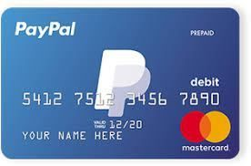 PAYPAL CREDIT CARD NUMBER  LOGIN ONLINE - QuotedG  Credit card