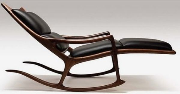 Amazing Rocking Lounge Chair By Sam Maloof Rocking Chair Chair Caraccident5 Cool Chair Designs And Ideas Caraccident5Info