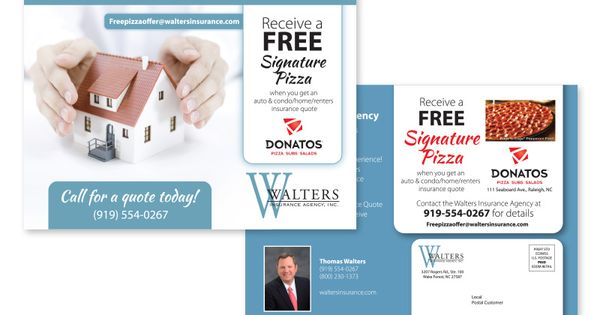 Walters Insurance Agency Has Been A Client Of Ours For Years He