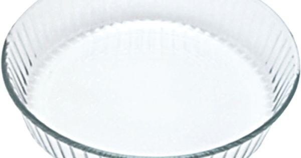Molde reposteria redondo 26cm ondulado pyrex utiles - Moldes reposteria ...