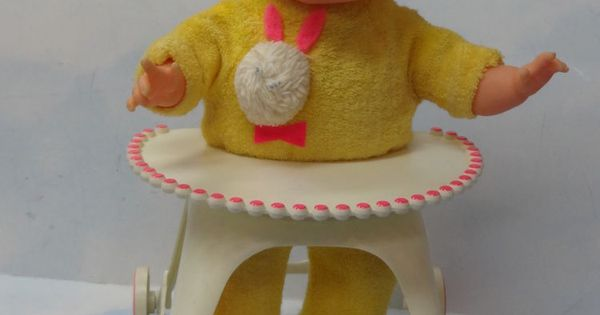 Vintage Bean Bag Baby Doll