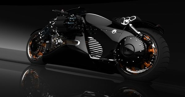 Tryton Mm2 electric motorcycle