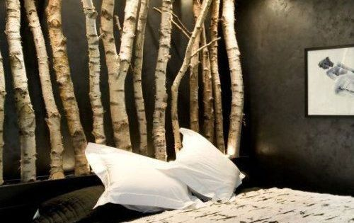 des lits hors du commun fabriqu s avec un arbre lits. Black Bedroom Furniture Sets. Home Design Ideas