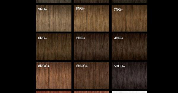 Joico Vero K Pak Age Defy Colour Palette Color Charts