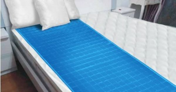 New Luxury Cool Gel Mattress Pad 24 X60 X Large Best Cooling