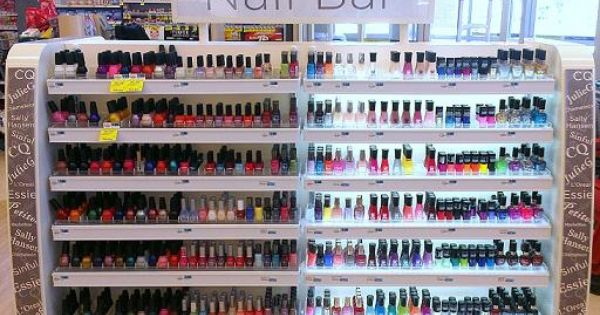 Spotted The Rite Aid Nail Bar With Images Nail Bar Rite Aid The Rite
