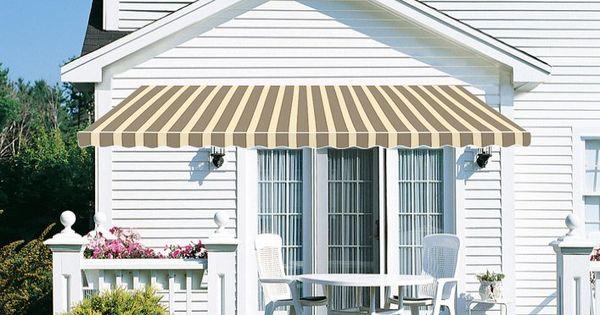 Home Depot Sunsetter Awnings : My dream awning sunsetter pinterest