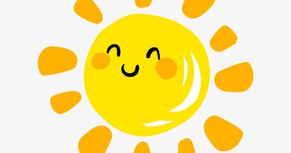 Happy Sunshine Cartoon Smile Sun Png Image And Clipart Sun Clip Art Happy Sunshine Sun Doodles