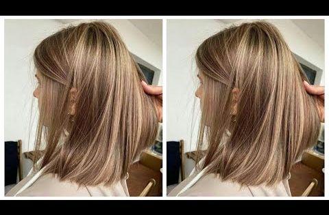 ديري هذا الميلونج فوق شعر كحل بصبيغة فقط تحصلي على عسلي فاتح لاكولاغ هبال مثل الصورة تماما Youtube Hair Styles Beauty Hair