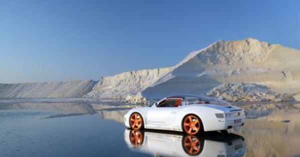 Cars Concept Cars Mountains Prototypes Snow Wallpaper Image