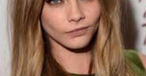 cara delevinge 2014 hair color trend subtle ombre