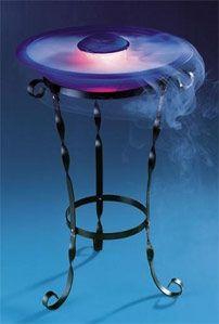 Iron Mist Deluxe Fountain Tabletop Fountain Decorative Water Fountain Fountain