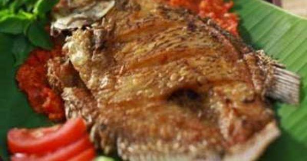 Resep Ikan Mujair Bumbu Kuning Resep Ikan Makanan Dan Minuman Resep