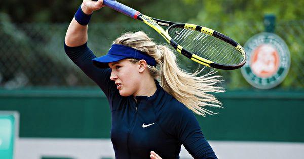 Genie Bouchard Tennis Eugenie Bouchard Wta Tennis