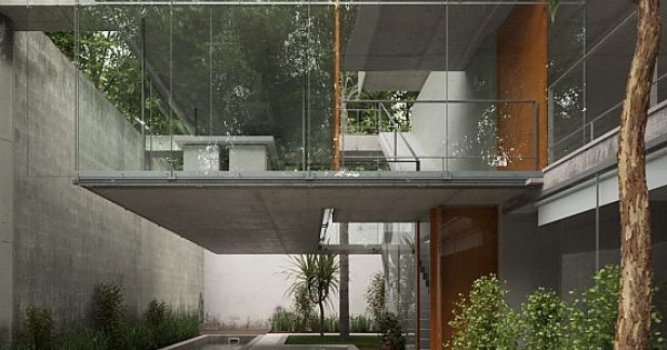 Carapicuiba House Designed By Angelo Bucci And Alvaro