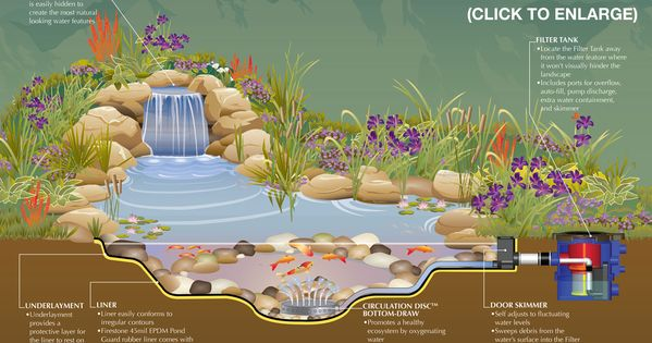 Pond designs simple and easy waterfall my secret garden for Secret garden pool novaliches